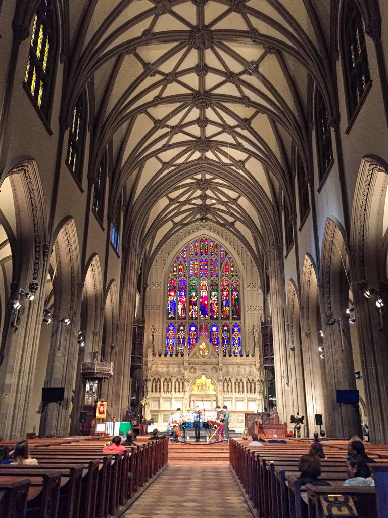 new york city trinity church