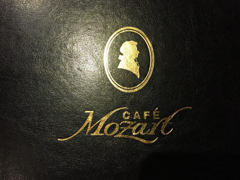 Restaurant Review Cafe Mozart 1