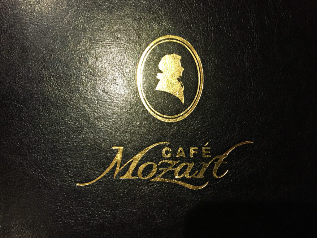 Restaurant Review Cafe Mozart 1