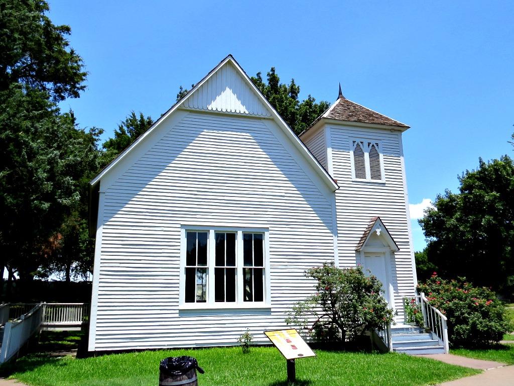 Dallas Heritage Village 8