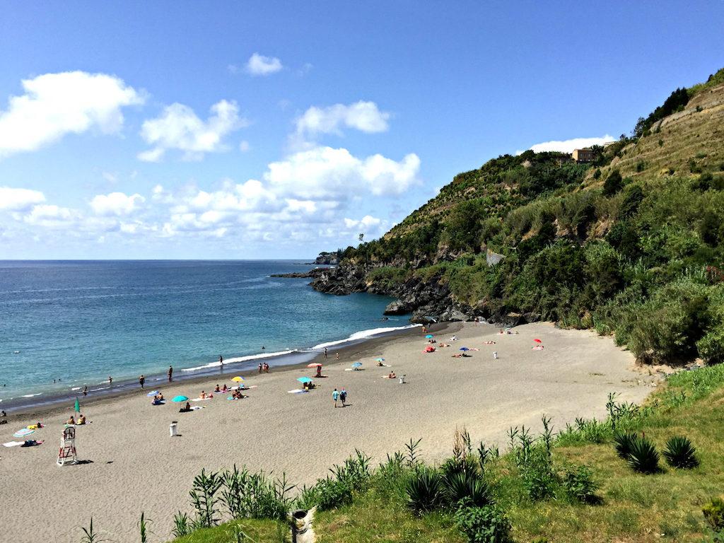 Azores - Praia de Água d'Alto