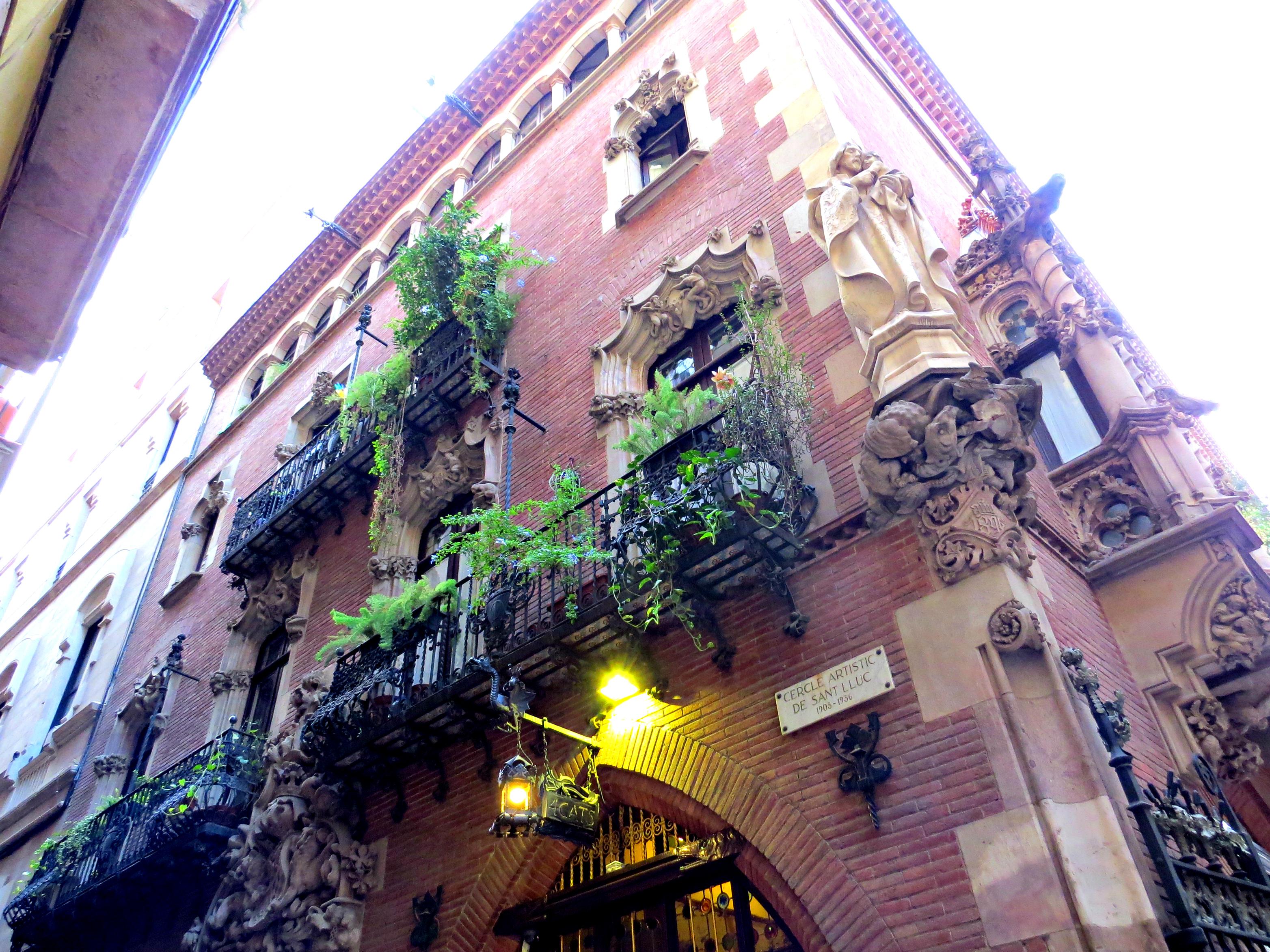 Barcelona Gothic Quarter 4