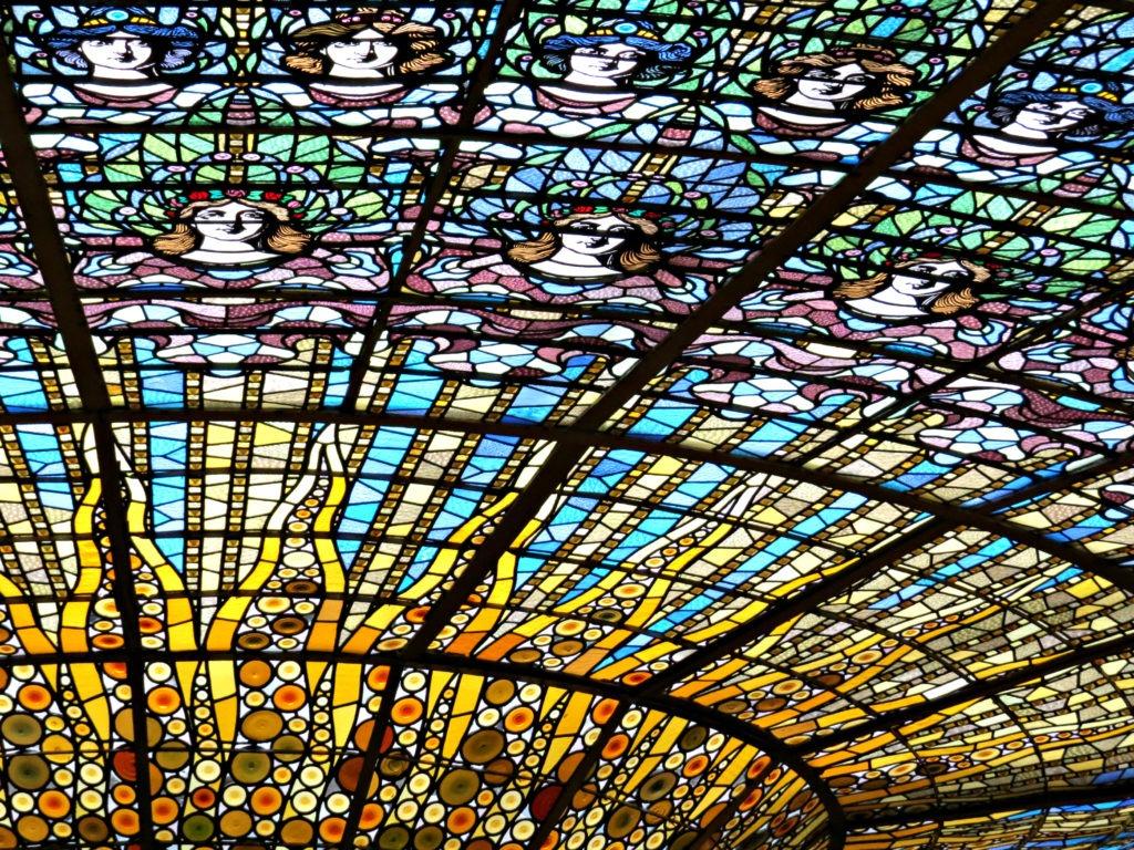 Barcelona Palau de la Musica 10