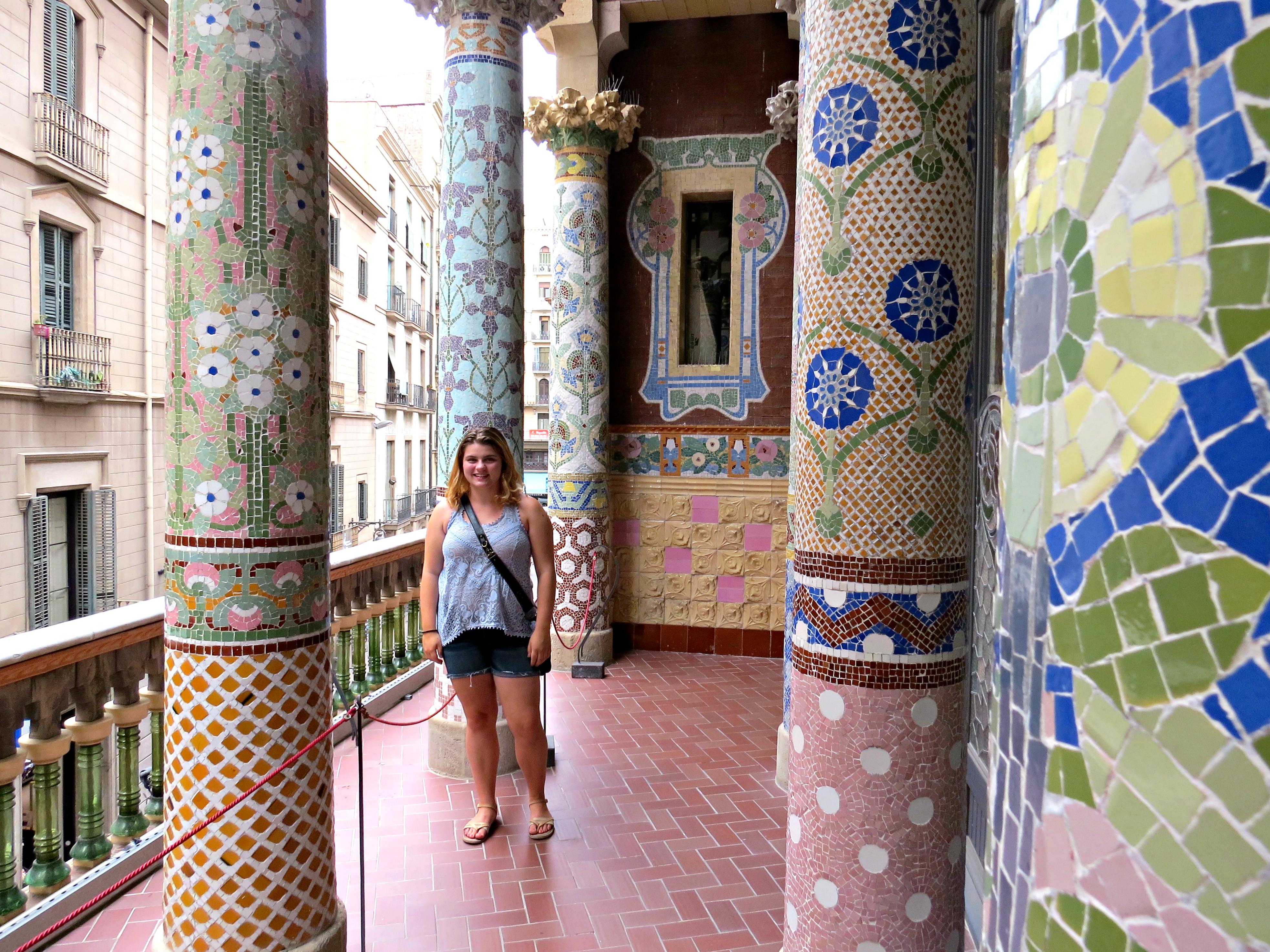 Barcelona Palau de la Musica 1