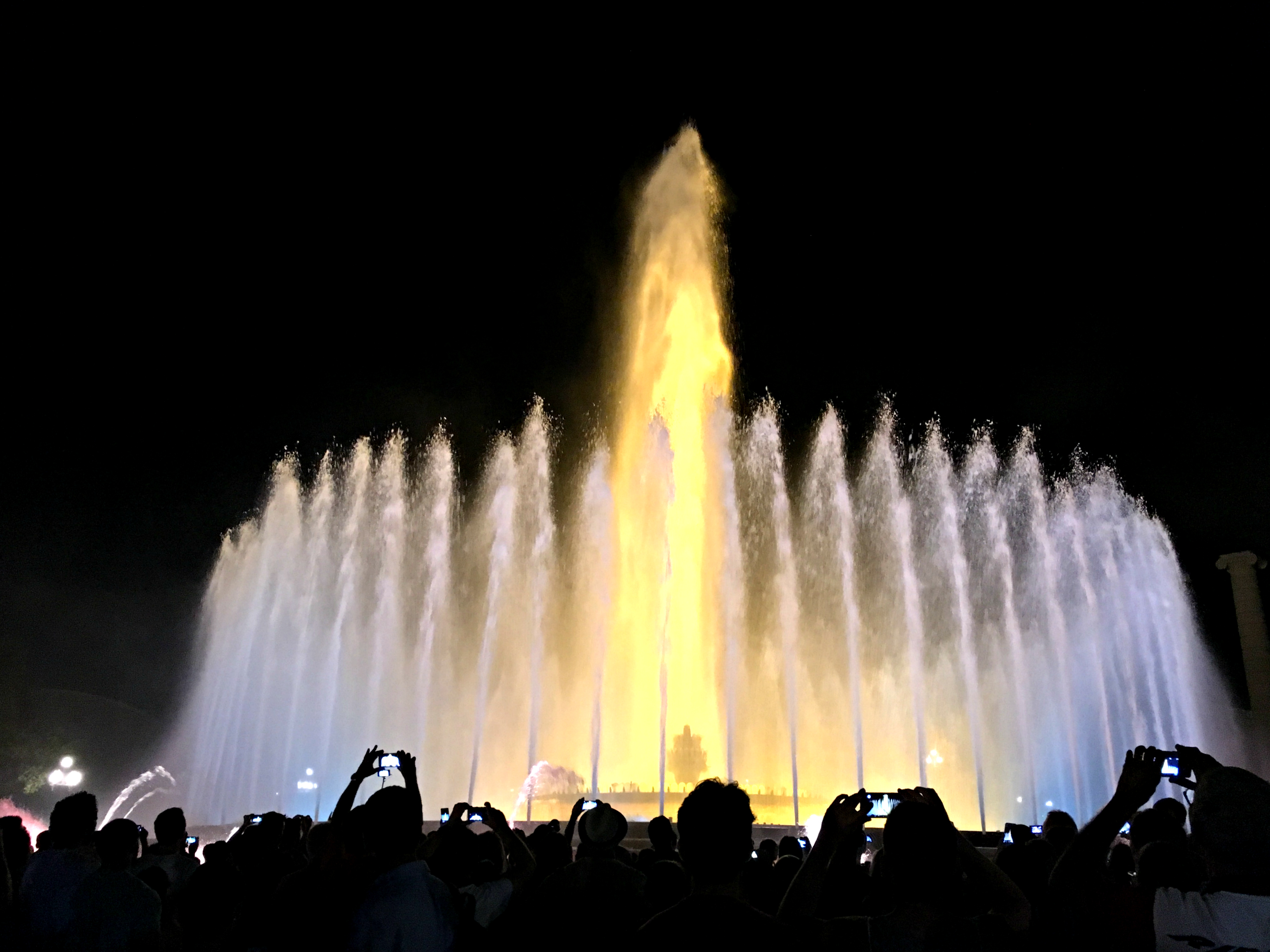 Barcelona Magic Fountain 3