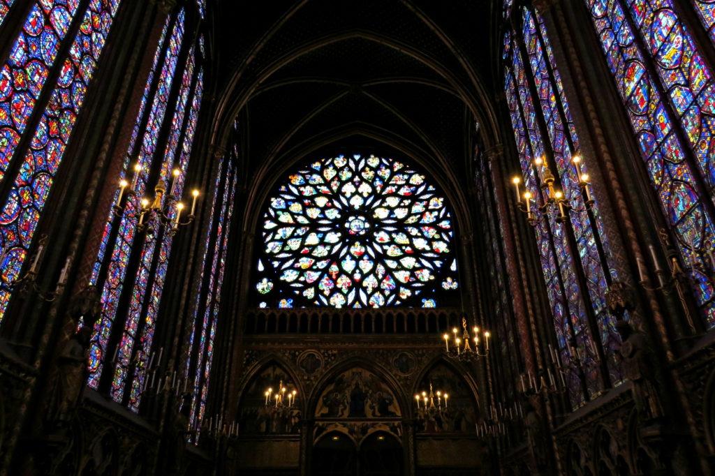Paris - Sainte-Chapelle Stained Glass 3