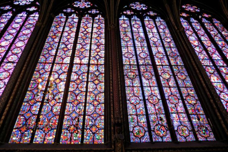 Paris - Sainte-Chapelle Stained Glass 4