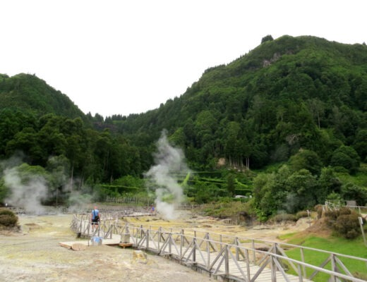 Furnas hot spring 4