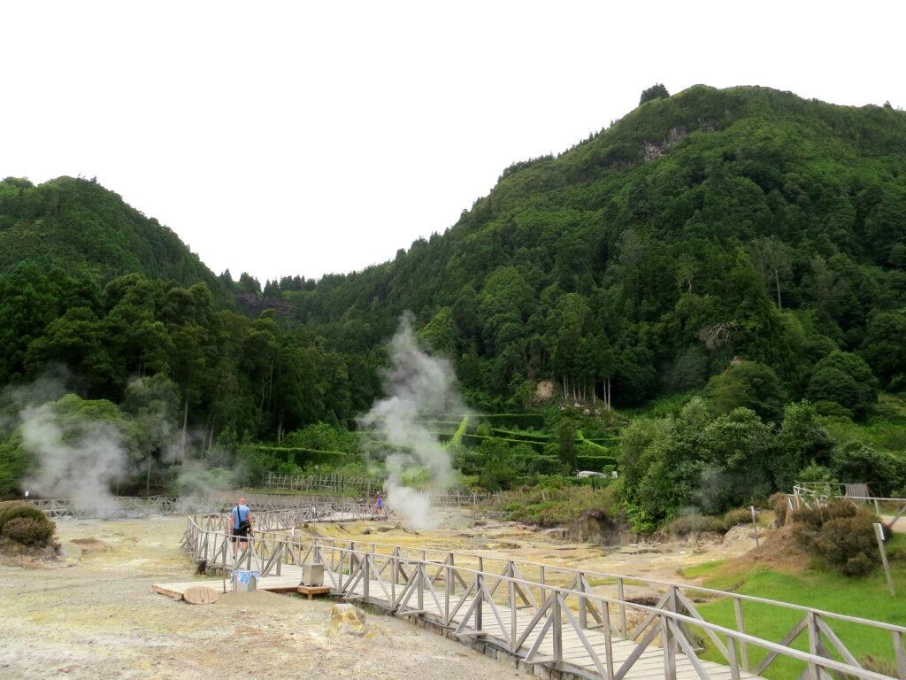 Furnas hot spring 4