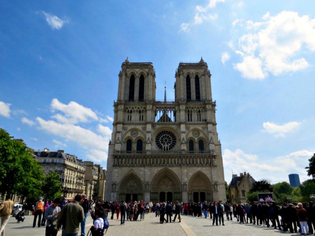 Paris - Notre-Dame (Exterior)