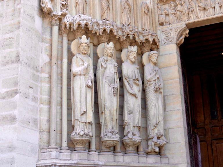 Paris - Notre-Dame Exterior 1