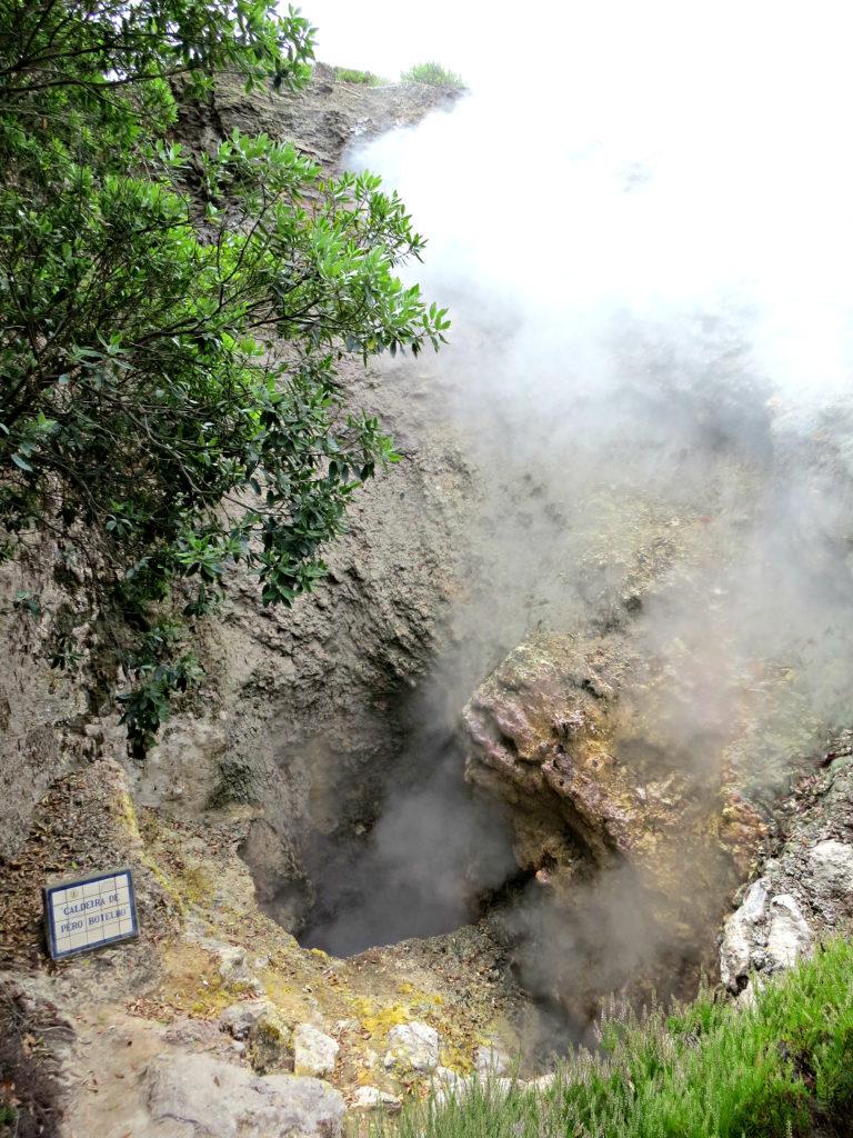 Furnas hot spring 3