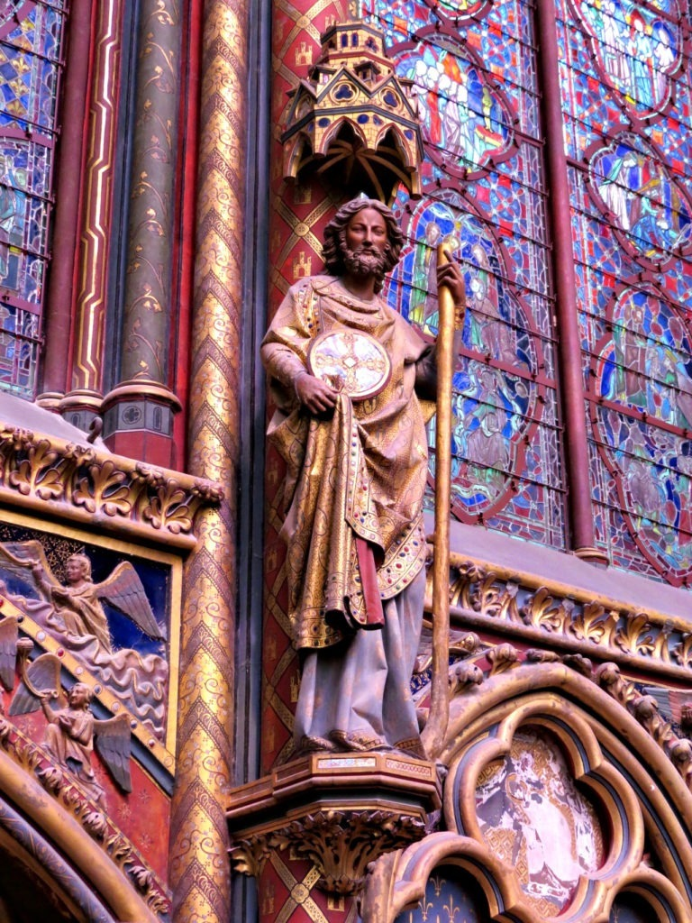Paris - Sainte-Chapelle Interior 3