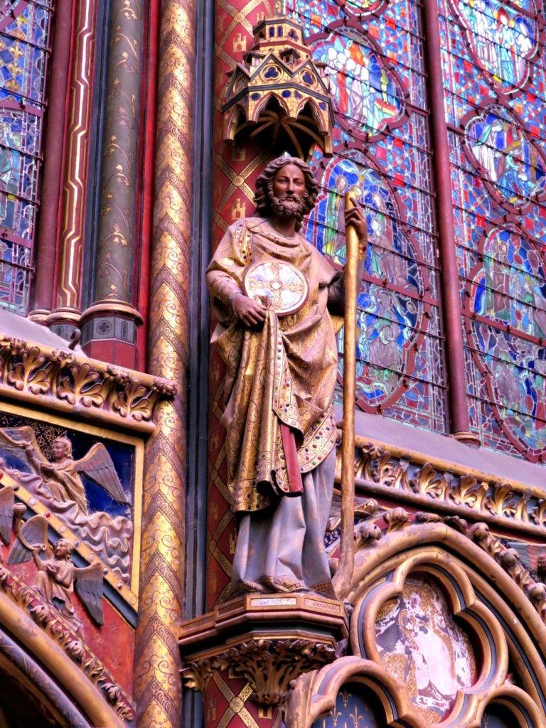 Paris - Sainte-Chapelle Interior 3