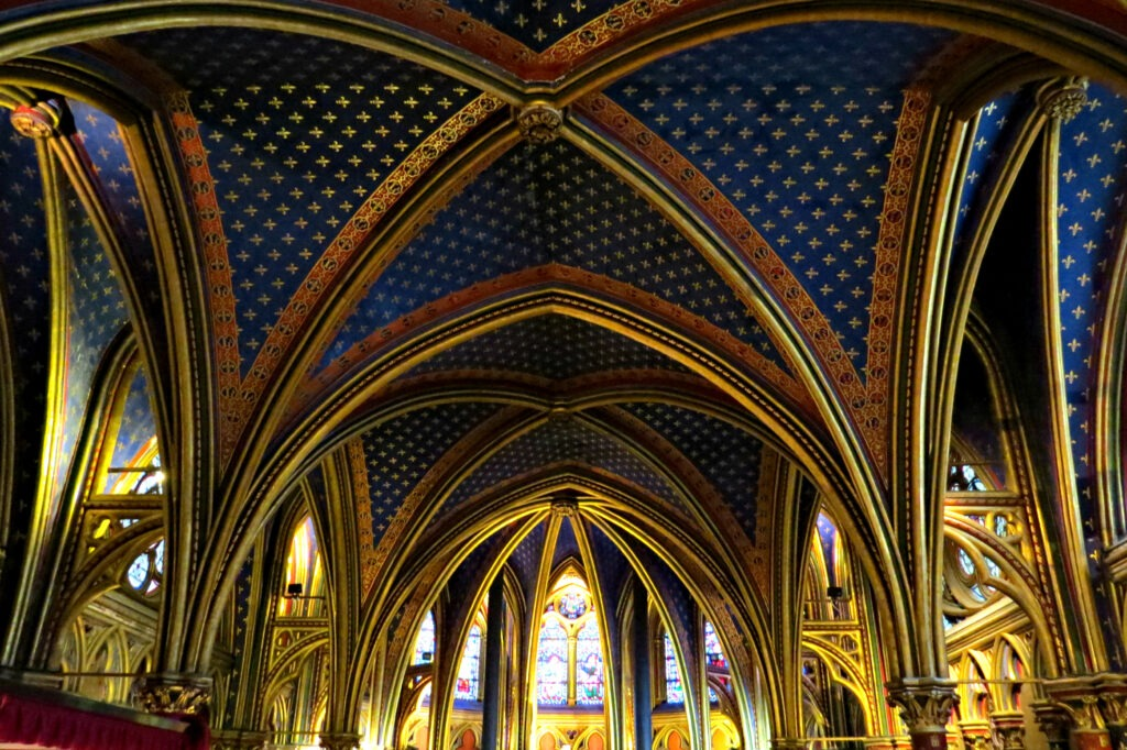 Paris - Sainte-Chapelle 1