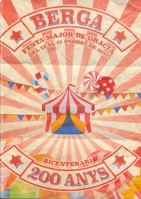 Gracia Barcelona - Candy Poster