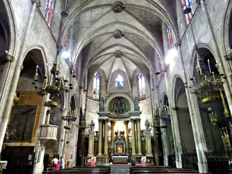 Barcelona - Basílica dels Sants Just i Pastor 1