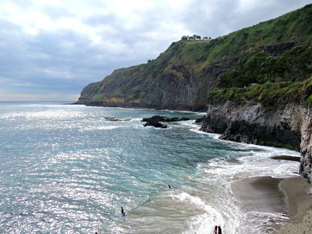 Best Beach Sao Miguel Azores Baixa Areia