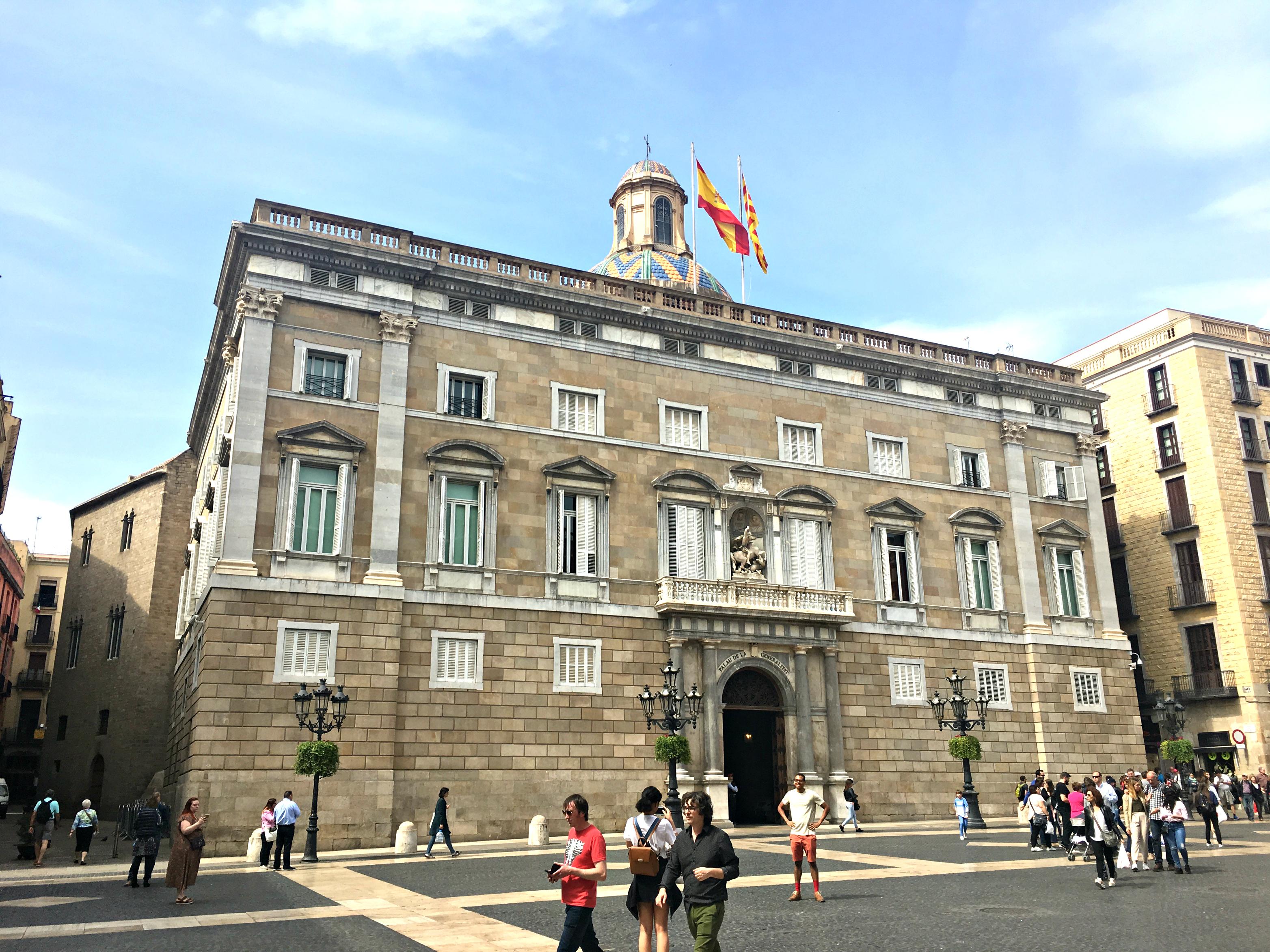 Barcelona - Barri Gòtic 5