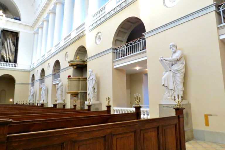 Copenhagen - Vor Frue Kirke