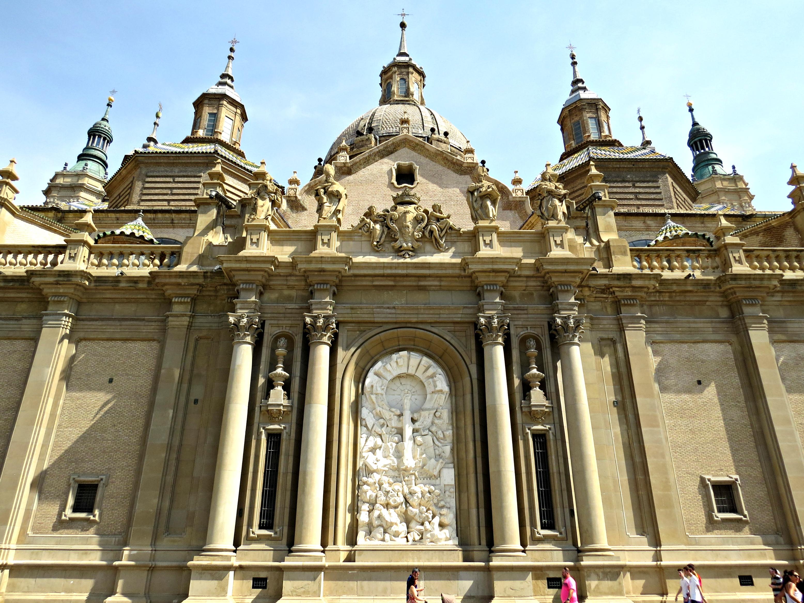 Zaragoza - Basilica 1