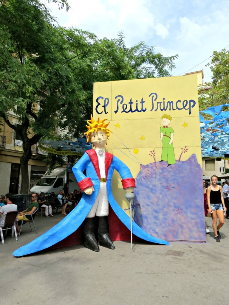 Gracia Barcelona - The Little Prince 1