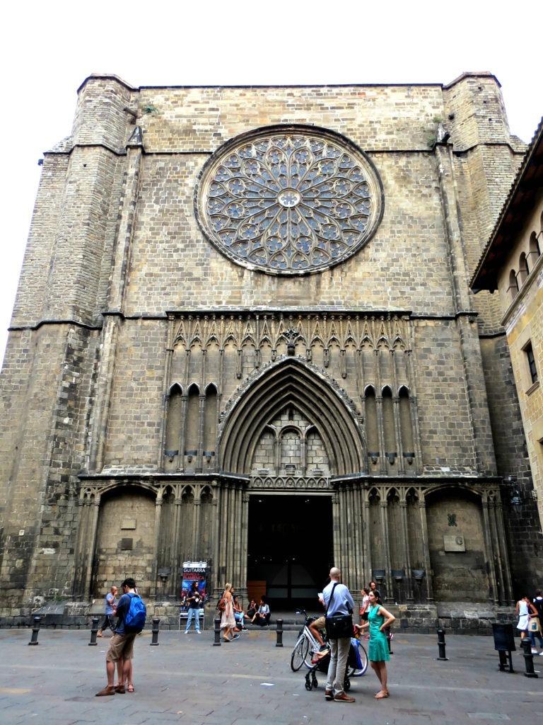 Basílica de Santa María del Pi 3