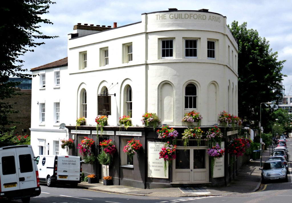 Greenwich - The Guildford Arms 5