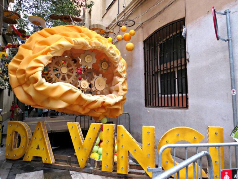 Gracia Barcelona - Da Vinci 3
