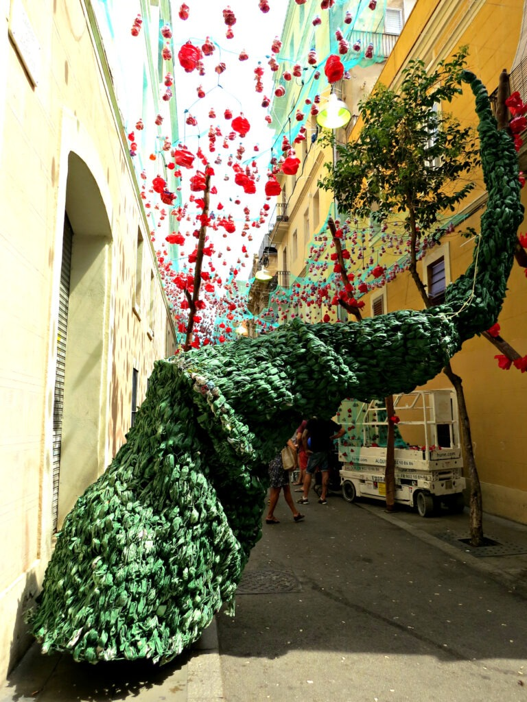 Gracia Barcelona - St. George 1