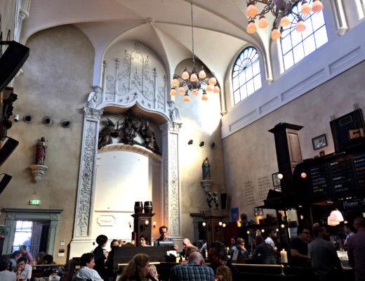 Utrecht - Café Olivier