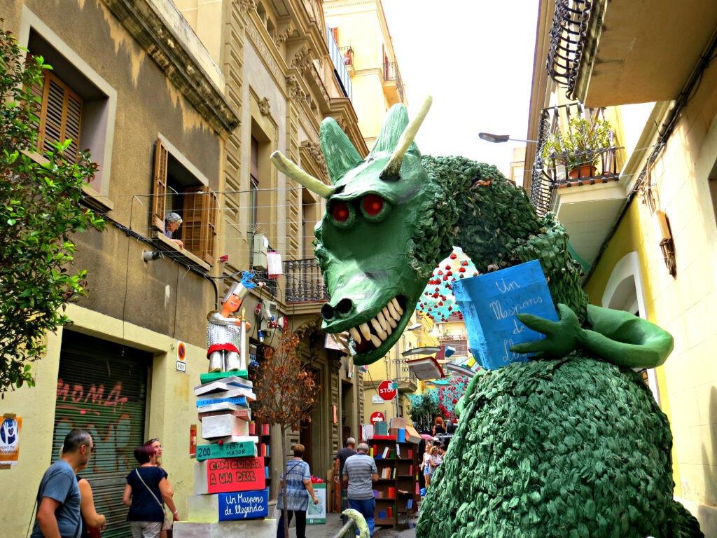 Gracia Barcelona - St. George 3