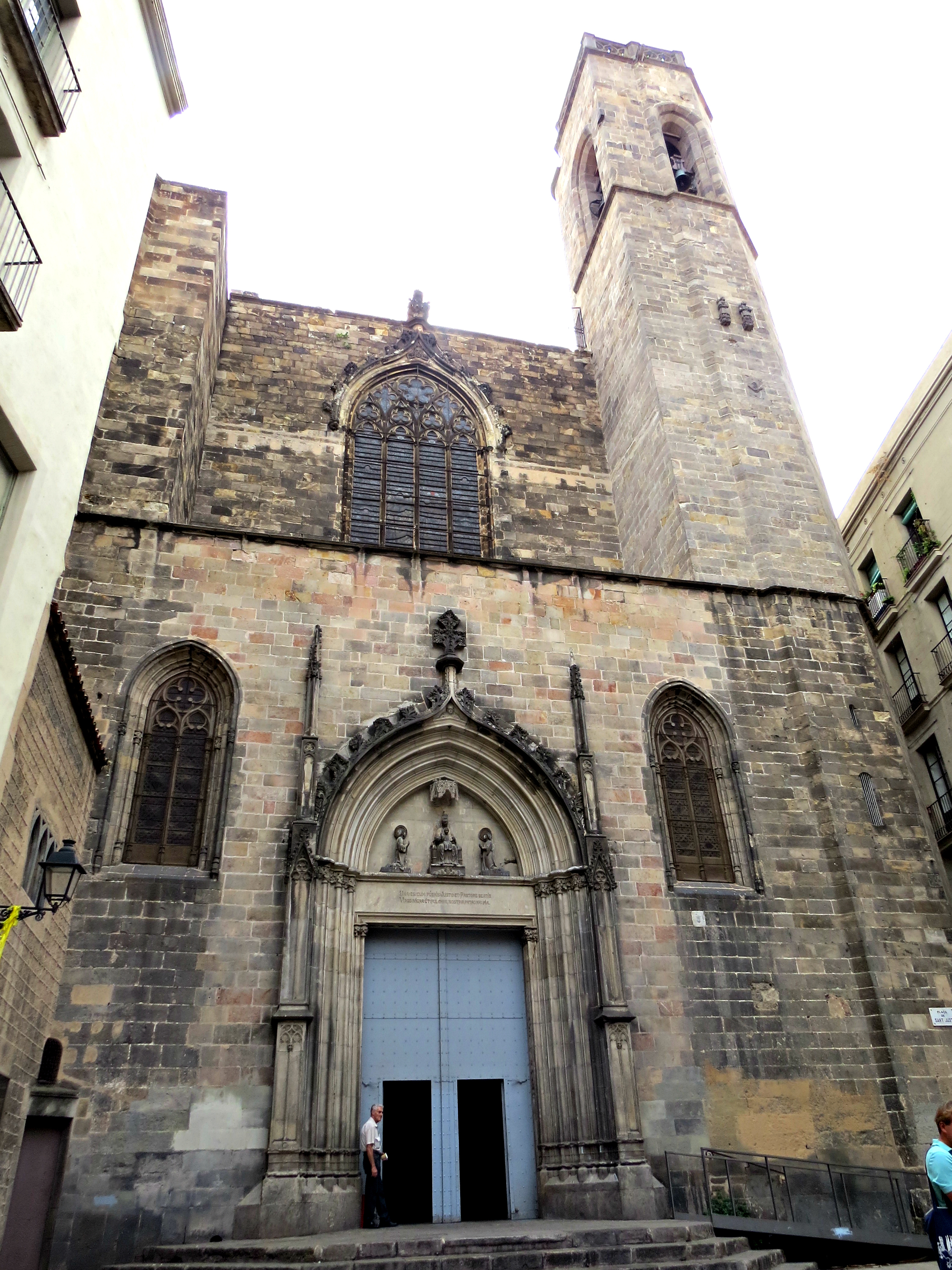 Barcelona - Basílica dels Sants Just i Pastor 3