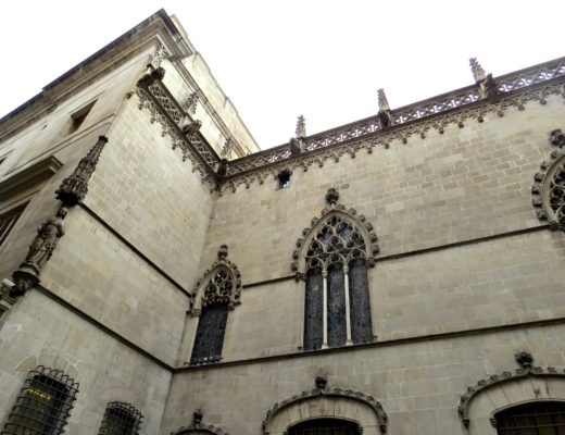 Barcelona - Basílica dels Sants Just i Pastor 2