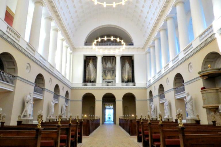 Copenhagen - Vor Frue Kirke 2