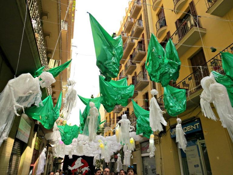 Gracia Barcelona - Ghostbusters 3