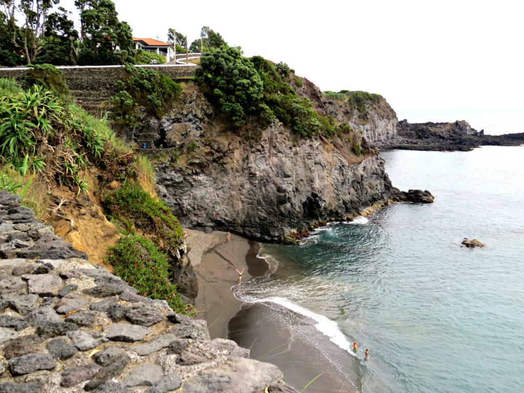 Best Beach Sao Miguel Azores baixa areia 2