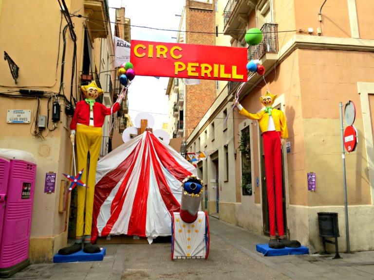 Gracia Barcelona - Circus 7