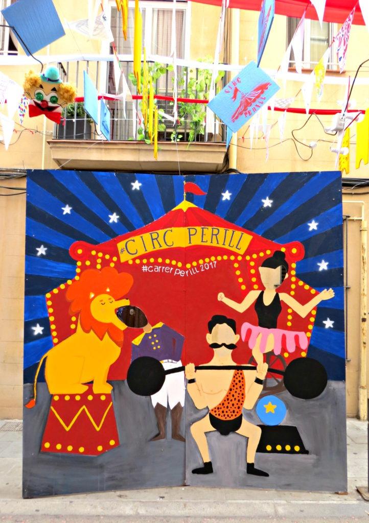 Gracia Barcelona - Circus 4