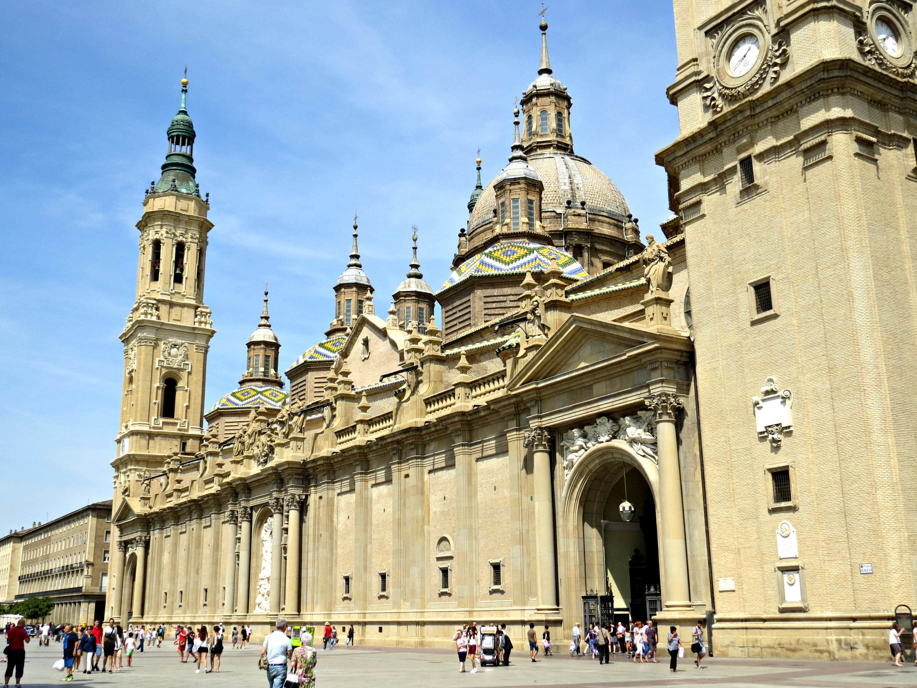 Zaragoza - Basilica 2