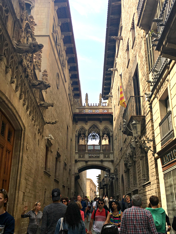Barcelona - Barri Gòtic 3