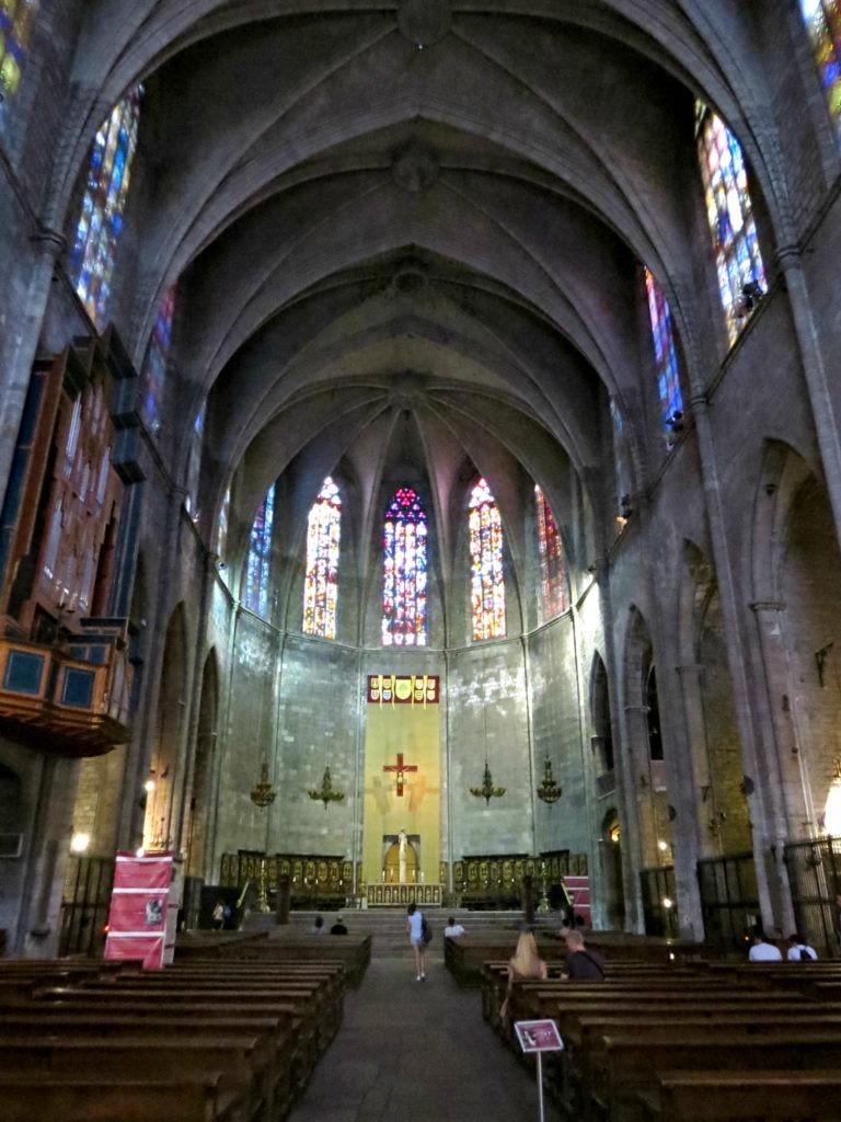 Basílica de Santa María del Pi 1