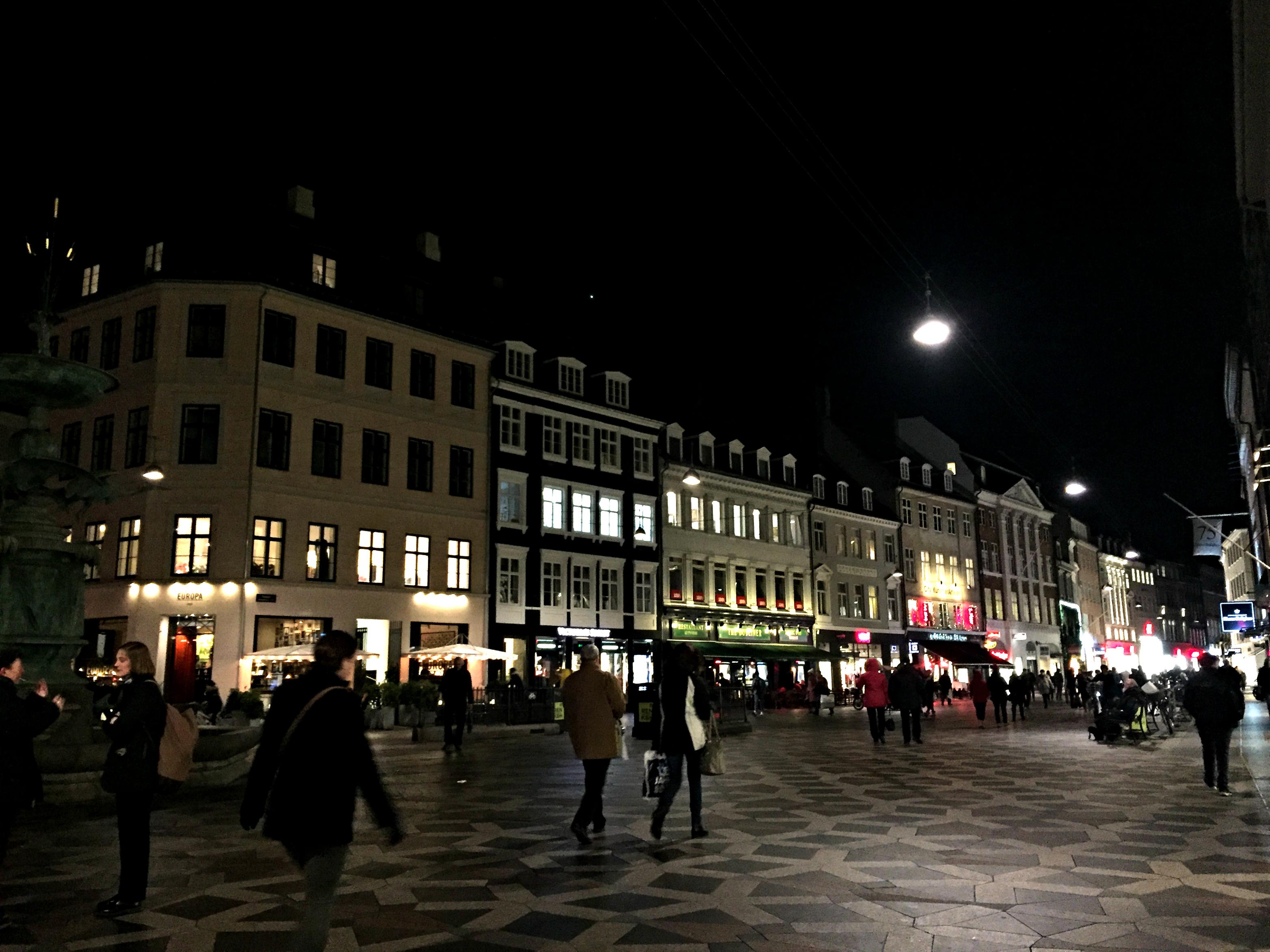 Copenhagen - Stroget