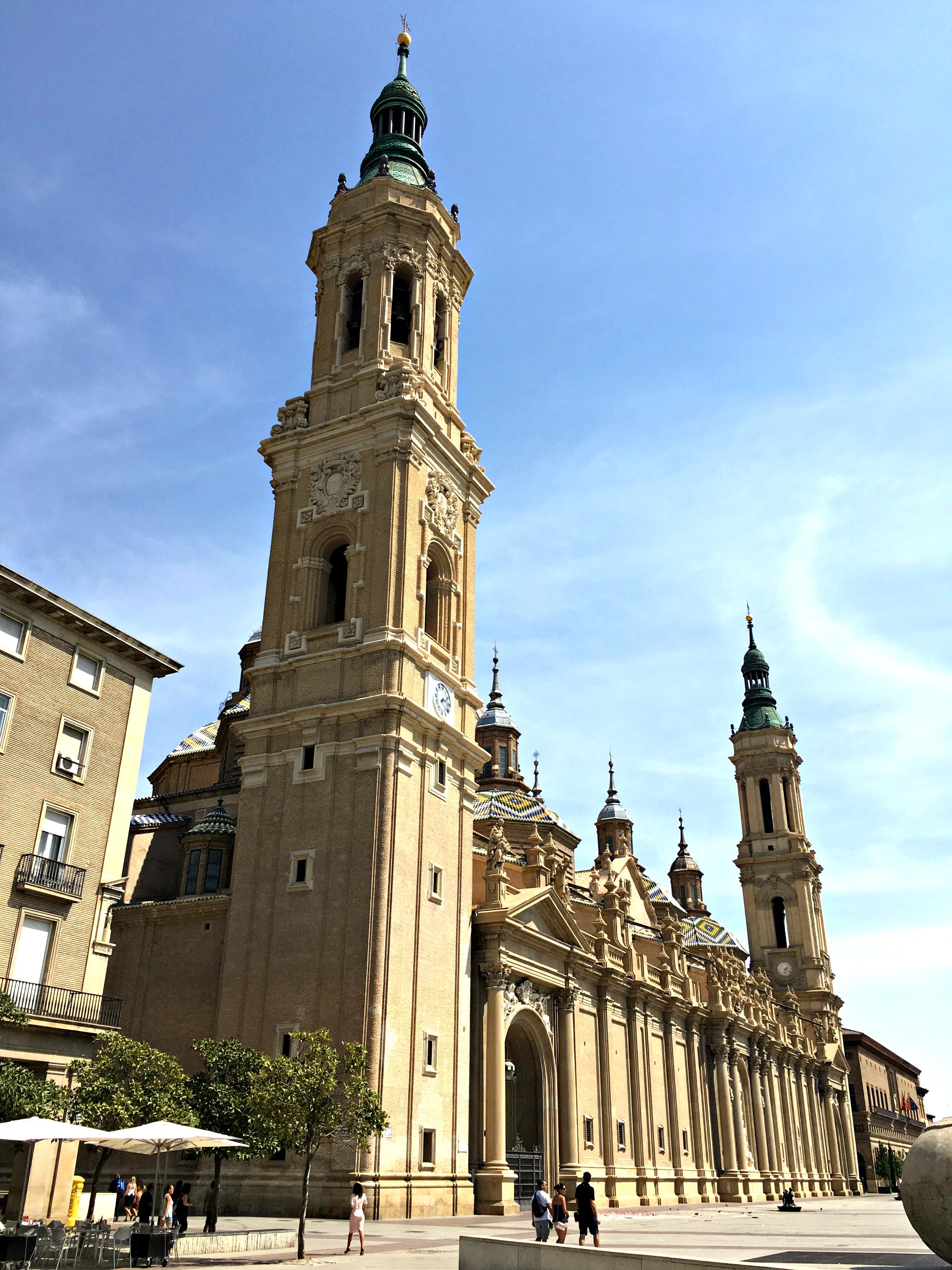 Zaragoza - Basilica 10