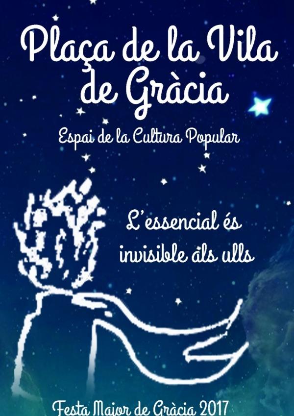 Gracia Barcelona - Little Prince Poster