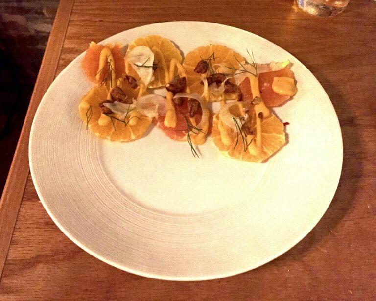 Restaurant Review - Rose's Luxury 2