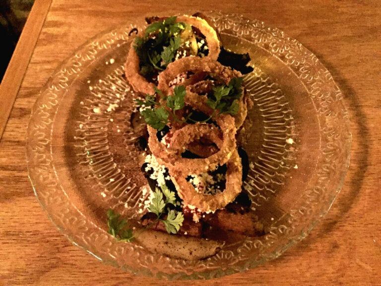 Restaurant Review - Rose's Luxury 3