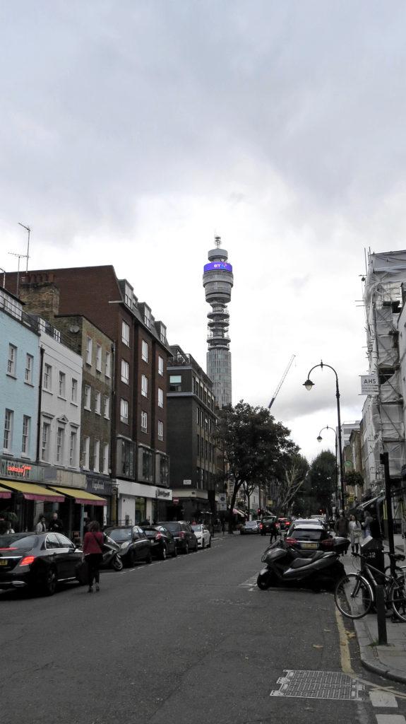 London Fitzrovia 2