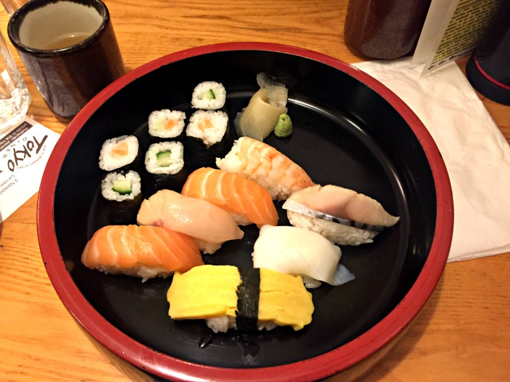 Restaurant Review - London Tokyo Diner 1