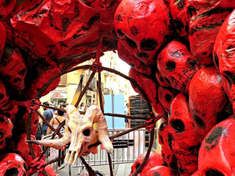 Gracia Barcelona - Inferno 7